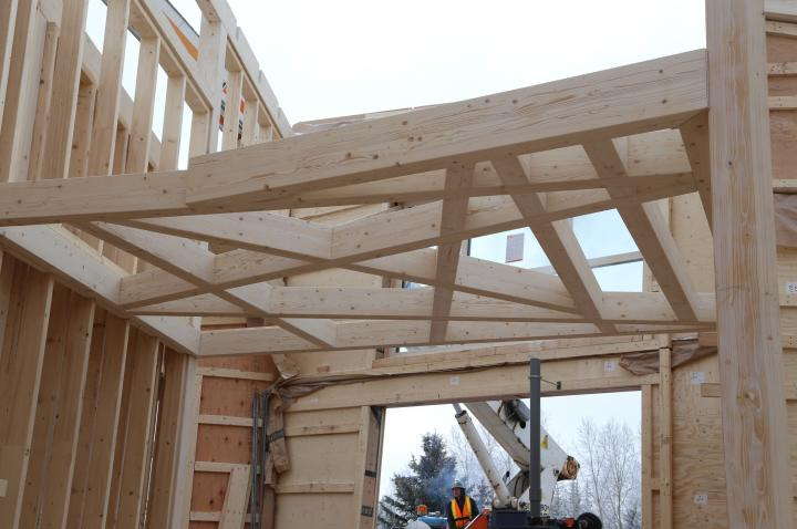 Floor framing