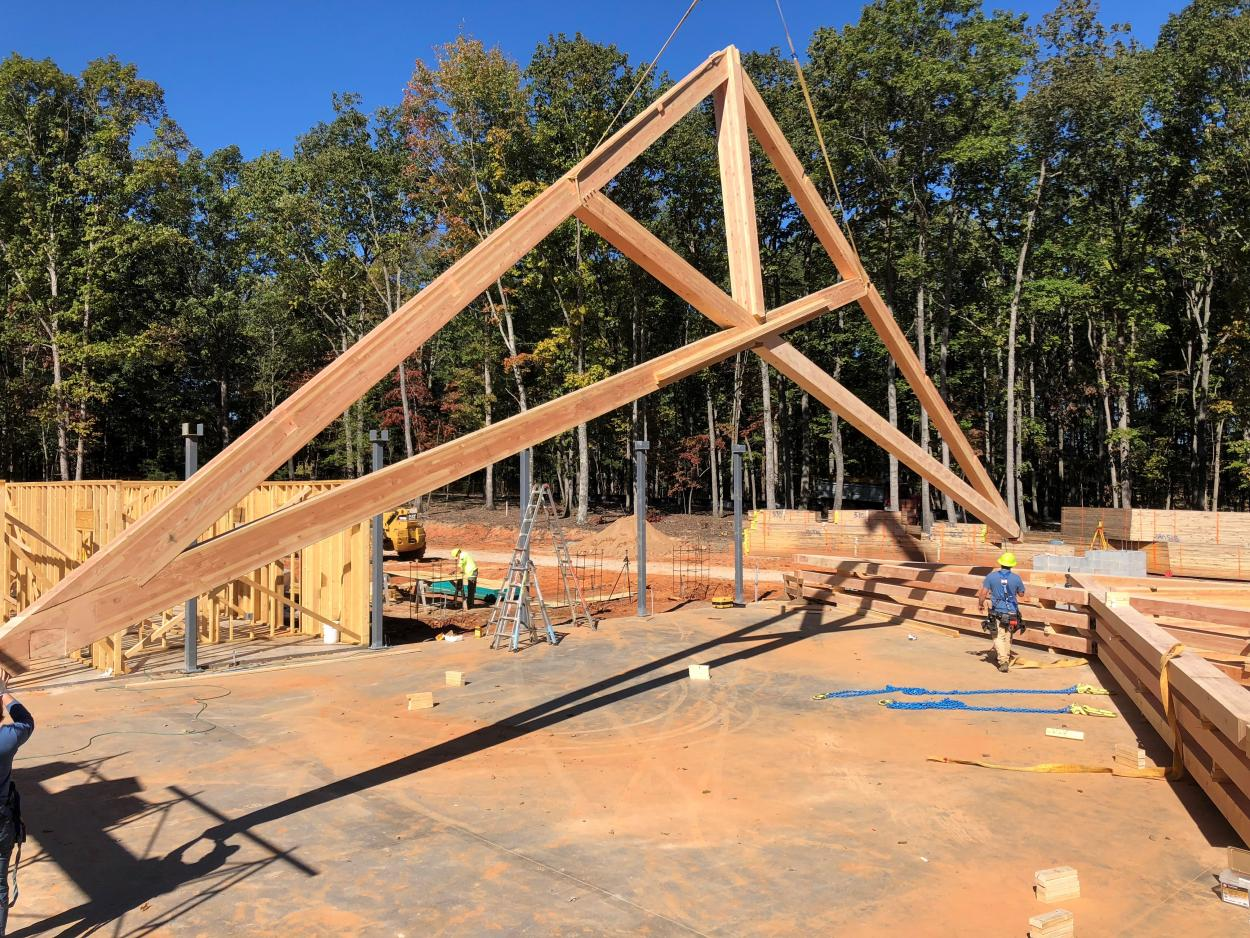 Trusses | Fire Tower